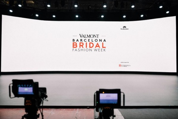Apuesta digital de 080 Barcelona Fashion y Valmont Barcelona Bridal Fashion Week