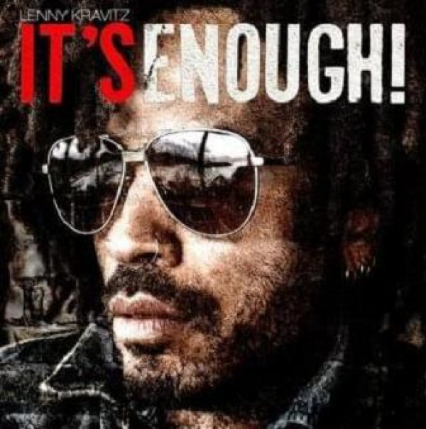 BMG lanza el single de Lenny Kravitz 'It's Enough', anticipo de su nuevo álbum