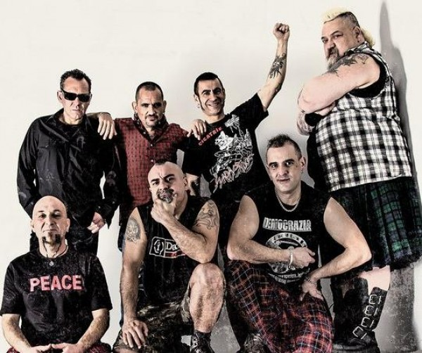 El grupo vallecano Ska-P graba 'Game Over', su primer álbum en cinco años
