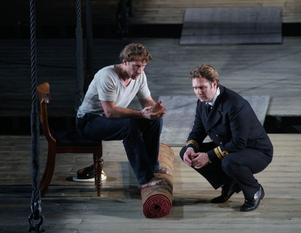 El Teatro Real de Madrid recibe el International Opera Award 2018 por su producción 'Billy Budd'