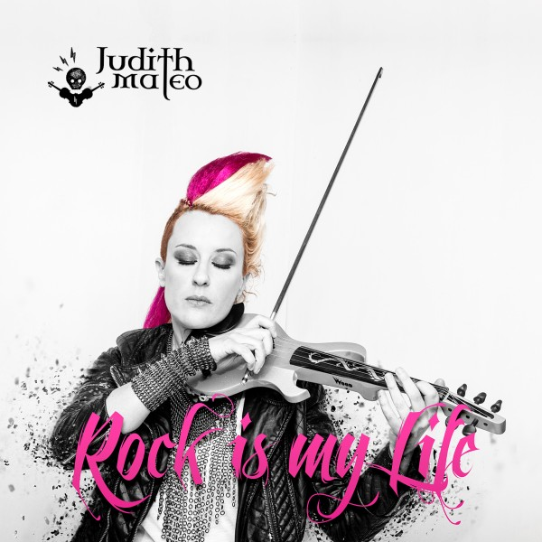 Judith Mateo: 'Rock is my life'