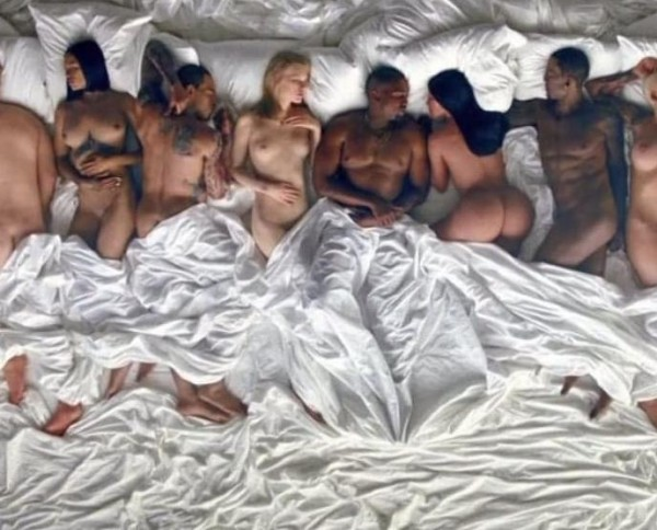 Kayne West deja en pelota a Taylor Swift, Chris Brown, Rihanna