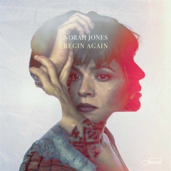 Norah Jones reúne siete temas en el disco 'Begin Again'