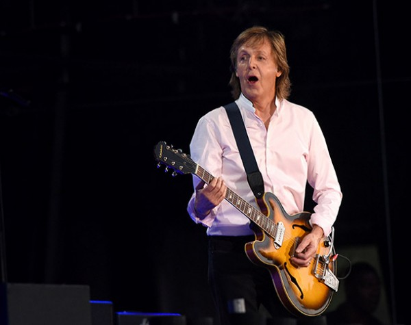 Paul McCartney demanda a Sony/ATV para recuperar sus derechos de autor de los Beatles