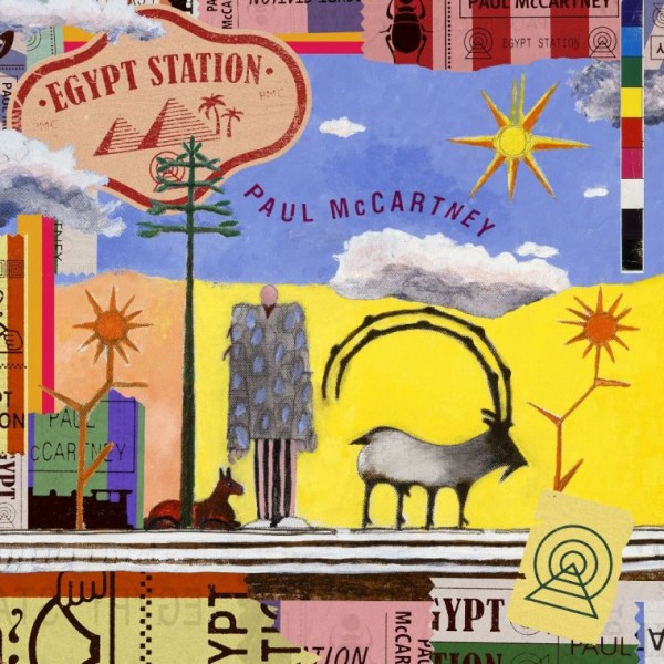 Paul McCartney presenta su nuevo album 'Egyp Station' en la Estación Central de Manhattan