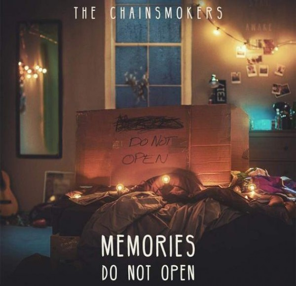 The Chainsmokers irrumpe en las listas mundiales con su álbum 'Memories… Do Not Open'