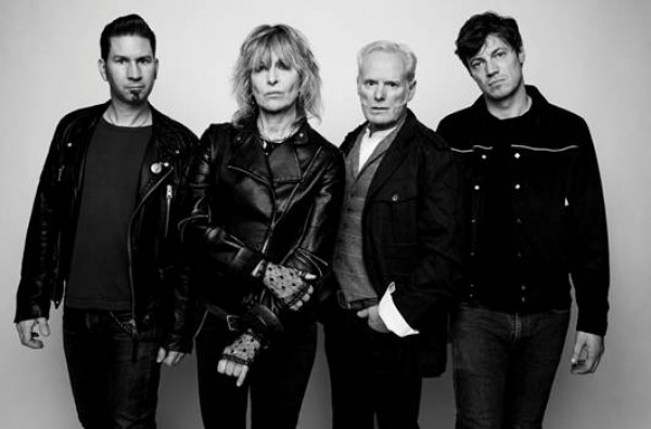 The Pretenders lanza 'You Can't Hurt A Fool', tercer single del álbum cuya edición postergaron al 17 de julio