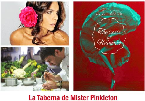 \'Flamenco Emotions: The Taste of Flamenco\', una alianza entre baile y cocina